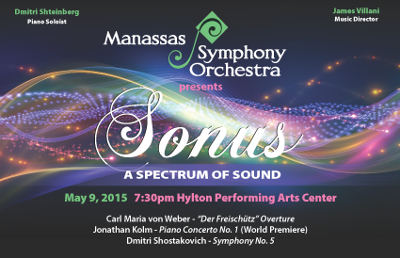 May Concert on May 9, 2015